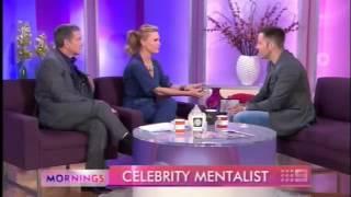 Keith Barry Brain Hacks TV Presenters