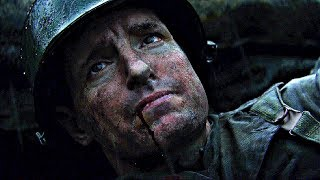 Call of Duty WW2 - All Character Deaths Scenes & Ending