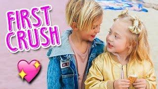 Preschoolers First Secret Crush With Everleigh 💕