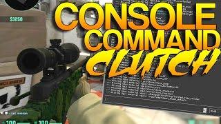 CS:GO - Console Command CLUTCH!