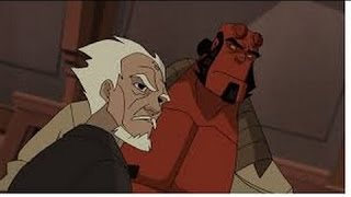 Hellboy Animated Sword of Storms Movies Full new animation Cartoon Movies