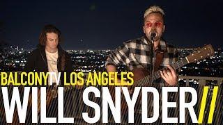WILL SNYDER - MENTAL BLOCK (BalconyTV)