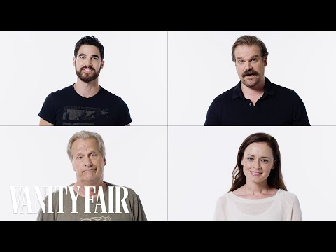 Xxx Mp4 Emmy Nominated Actors Teach You How To Make It In Hollywood Vanity Fair 3gp Sex