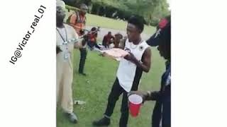 Lazy Nigerian youth by President Buhari funny song