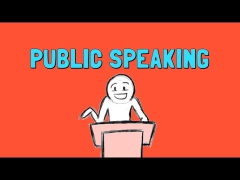 Be a More Confident Public Speaker