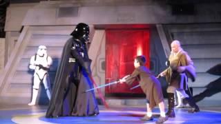 Jedi Training Hollywood Studios Disney World