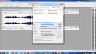SAIBA COMO CONVERTER WAVE EM MP3 NO SOUND FORGE 8 0 2014