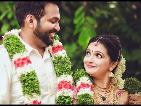 Actress Saranya Mohan Marries Aravind Krishnan | Marriage Video