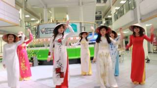 [VCD2015] Vietnamese Traditional Dance