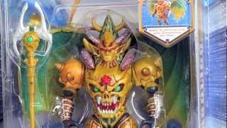 Power Morphicon 3: Neil Kaplan Promo 2012 (Pwoer Rangers Lightspeed Rsecue Diabolico)
