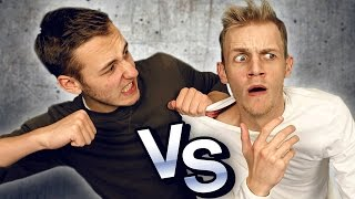 MILAN vs JEREMY - BEST OF 3 CHALLENGE!