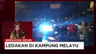 Breaking News! Diduga, Bom Bunuh Diri di Kampung Melayu