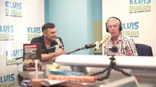 Positivity on Offense on Elvis Duran and Z100's Morning Show