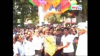 কুষ্টিয়া জেলা  'উন্নয়ন মেলা-২০১৫' এর MY TV রিপোর্ট