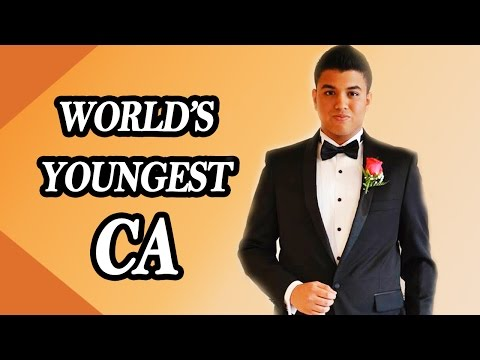 18-year-old Indian boy in UAE becomes world's youngest CA