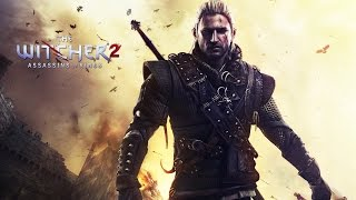 The Witcher 2: Assassins of Kings All Cutscenes (Roche Path) Game Movie 1080p HD
