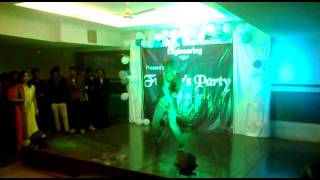 my dance
