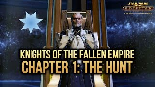 SWTOR Knights of The Fallen Empire - Chapter 1: The Hunt (Light Side)