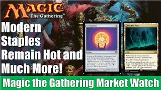 MTG Market Watch: Modern Staples Remain Hot and Much More!