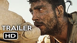 The Wall Official International Trailer #1 (2017) John Cena, Aaron Taylor-Johnson Drama Movie HD