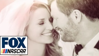 Dale Earnhardt Jr. and Amy Reimann Interview with Jeff Gordon | NASCAR RACE HUB