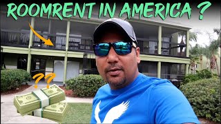 Room Rent in America....?