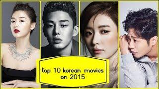 Top 10 Korean Movies on 2015