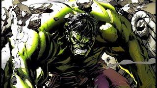 Hulk vs. Zeus & The Olympian Gods (Part 1 of 2)