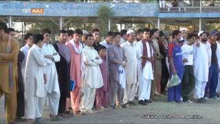 Afganistan'da Kriket Oyunu Oynayan Türkmenler - TRT Avaz