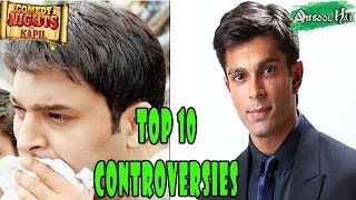 Top 10 Controversies of Telly World