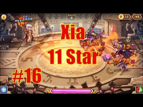 Xxx Mp4 IDLE HEROES SS December 16 Xia 11 Star 3gp Sex