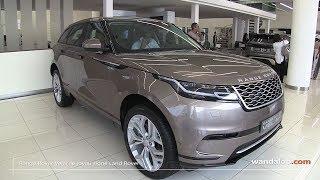 Range Rover Velar : lancement au Maroc