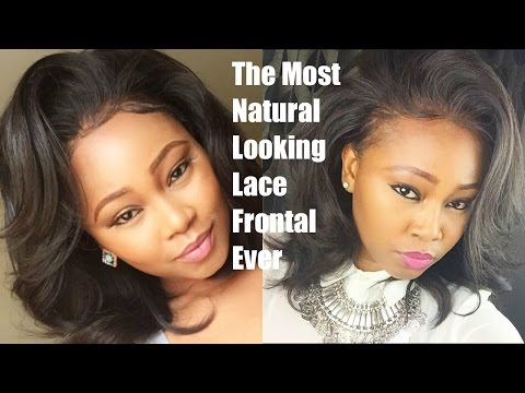 Chrissy Bales Most Natural Looking Lace Frontal Ever. NO GLUE NOT SEWN DOWN detailed
