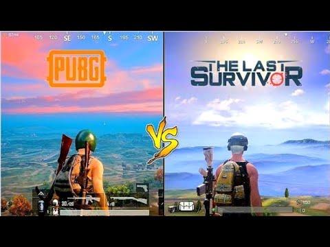 Xxx Mp4 🔥 Pubg Mobile VS The Last Survivor 🔥 Comparison Which Is Best For Mobile 3gp Sex