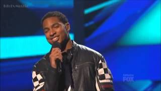 Arin Ray - American Boy - The X Factor USA 2012 (Live Show 2)