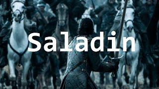 Saladin Upcoming Pakistani movie  Trailer/Teaser 2017