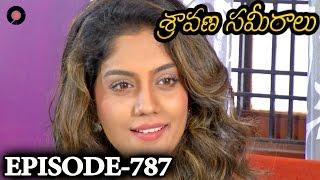 Epi 787 | 06-06-2016 | Sravana Sameeralu Telugu Daily Serial