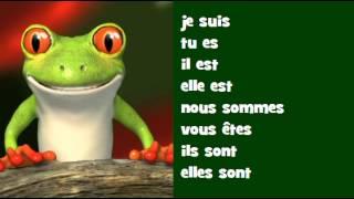 Canto conjugación francés ♫♫ # Verbo = être