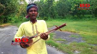 রাস্তায় রাস্তায় ঘুরিরে বন্ধু ।। Rastay Rastay Guri Re Bondhu – By Miju