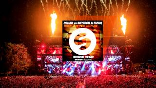 R3hab vs Skytech & Fafaq ft. Lost Frequencies - Tiger Are You With Me (WEDAMNZ Mashup)