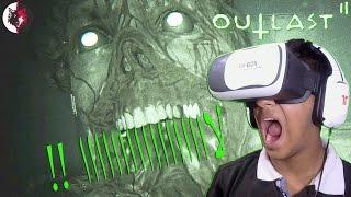 OUTLAST ll | بالواقع الافتراضي !