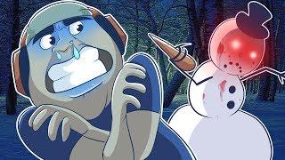 KILLER SNOWMAN!? THIS AIN