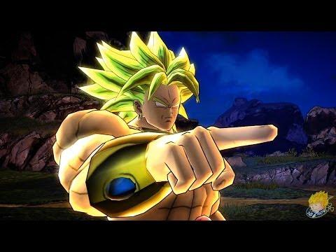 Dragon Ball Z Battle of Z Super Saiyan Broly Part 49 【FULL HD】