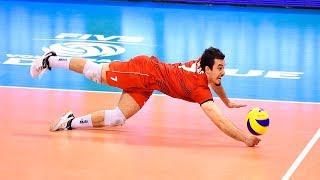 Best Volleyball Defense    Club World Championship 2018
