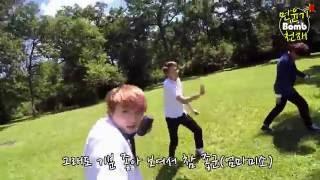 [방탄소년단]막내라인에게 스피커를 주면 생기는 일