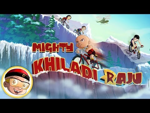 Mighty Raju - Khiladi Raju