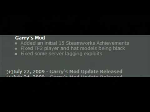 Heavy likes new gmod update...