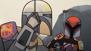 Star Wars Forces of Destiny | Art History | Disney