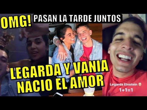 OMG LEGARDA Y VANIA BLUDAU SON PAREJA NACIO EL AMOR PASAN LA TARDE JUNTOS