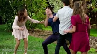 Promo: Paige, Jack & Mark in 2018 | Neighbours [2018]
